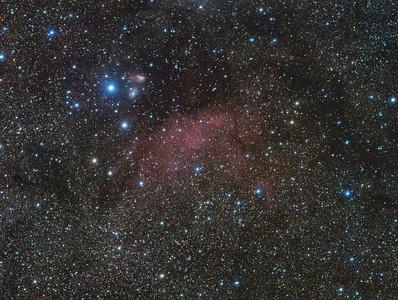 Sh2-88 -- Vulpecula Constellation