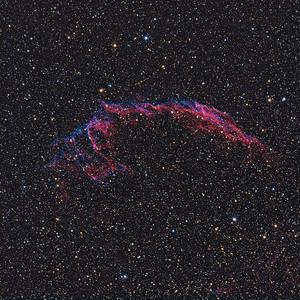 Eastern Veil Nebula