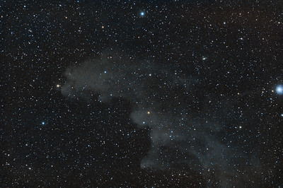 The Witch's Head Nebula
