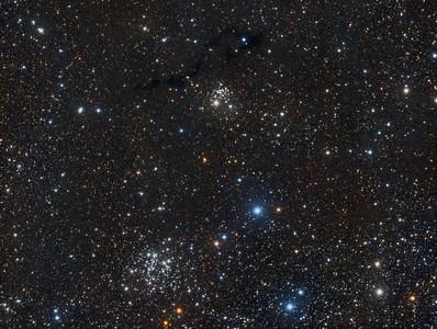 vdB 6, NGC 654, NGC 663, LDN 1343-4
