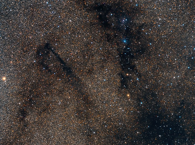 LDN 778,781, 782 and vdB126 in Vulpecula