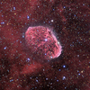The Crescent Nebula  NGC 6888