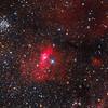 Bubble Nebula Widefield -  NGC 7635