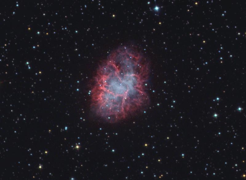 Crab Nebula - M1