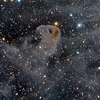 The Baby Eagle Nebula (LBN 777)