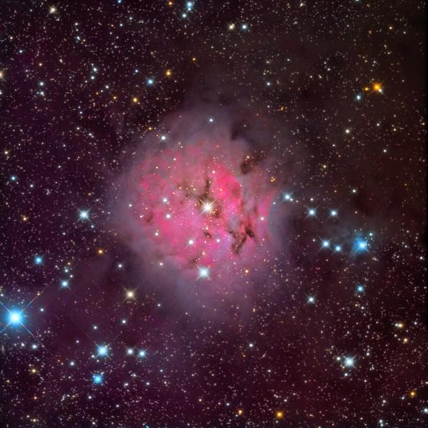 Cocoon Nebula - IC5146