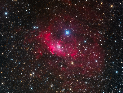 The Bubble Nebula - NGC 7635