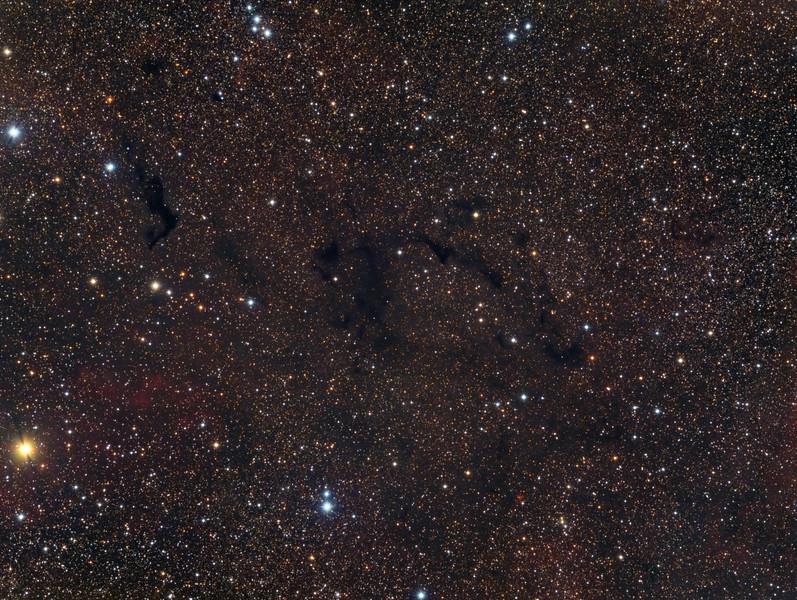 Barnard 169, Barnard 170 , Barnard 171