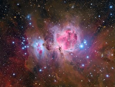 The Orion Nebula - M42