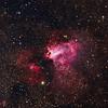 M17 - Omega Nebula in Wide Field