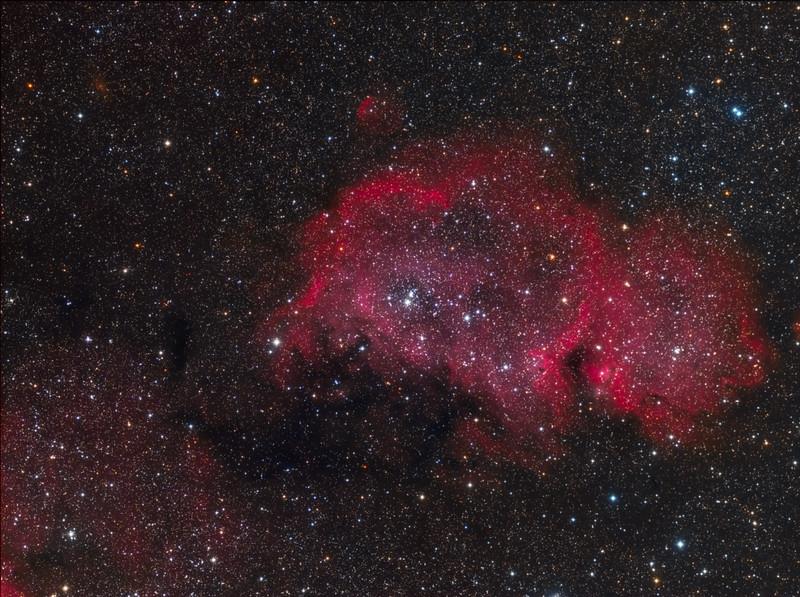 Soul Nebula - IC 1848