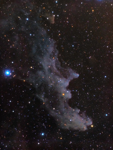 The Witch Head Nebula - IC2118