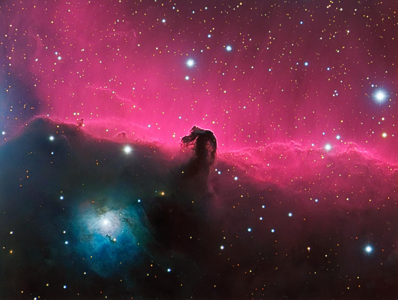 The Horsehead Nebula - IC 434
