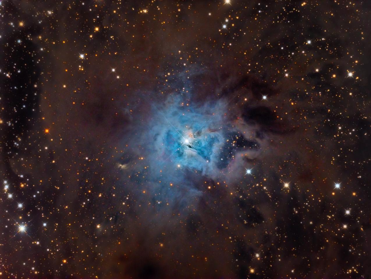 The Iris Nebula - NGC7023