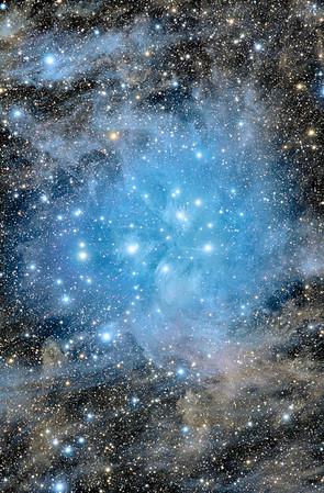 Pleiades Deep Field