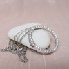 1.00ctw Circle Diamond Pendant 2