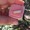 1.02ctw Antique Diamond Mosaic Plaque Pendant 11