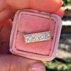 1.02ctw Antique Diamond Mosaic Plaque Pendant 9