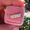1.02ctw Antique Diamond Mosaic Plaque Pendant 8