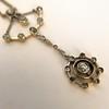 1.10ctw Victorian Fancy Diamond Pendant 3