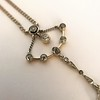 1.10ctw Victorian Fancy Diamond Pendant 6