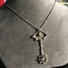 1.10ctw Victorian Fancy Diamond Pendant 8
