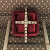 1.34ctw Art Deco Cross Pendant  7