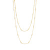 1.84ctw Marquise Diamonds-by-the-Yard Necklace