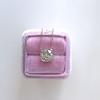 2.01ct Cushion Cut Diamond Bezel Necklace 31