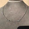 2.50ctw Diamonds-by-the-yard Necklace, Platinum 13