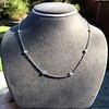 2.50ctw Diamonds-by-the-yard Necklace, Platinum 8