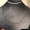 2.50ctw Diamonds-by-the-yard Necklace, Platinum 2