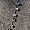 2.88ctw 18kt White Gold Scatter Necklace 2
