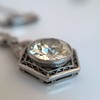2.90ctw Edwardian Old European Cut Diamond Pendant 2