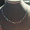 2.93ctw Mixed Step Cut Diamonds-by-the-yard Necklace 2