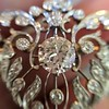 3.98ctw Edwardian Old European Cut Diamond and Platinum Pendant 17