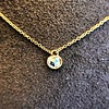 .53ct Round Rose Cut Diamond Pendant, JbyG
