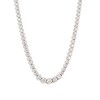 6.00ctw Round Brilliant Diamond Riviera Style Necklace 0