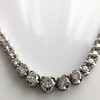 6.00ctw Round Brilliant Diamond Riviera Style Necklace 8