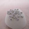 .64ctw Chandelier-Style Diamond Pendant 2