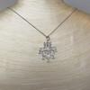 .64ctw Chandelier-Style Diamond Pendant 0