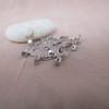 .64ctw Chandelier-Style Diamond Pendant 5