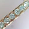 .77ctw 6-Stone Old European Cut Diamond Bar Pendant in Rose Gold 2