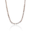 9.20ctw Victorian Riviere Diamond Necklace 0