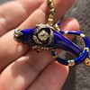 Antique Enamel and Diamond Serpent Necklace 5