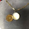 Antique French Locket and Fancy Chain 11