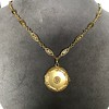 Antique French Locket and Fancy Chain 7