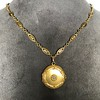 Antique French Locket and Fancy Chain 17