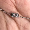.53ct Antique Moval Cut Diamond Pendant, GIA J VS2 4