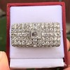 7.12ctw Art Deco French Cut and OEC Diamond Convertible Pin and Pendant